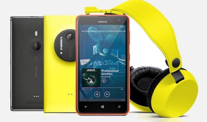 Musikstreaming-Dienst: Nokia Music demnächst auch für iOS und Android