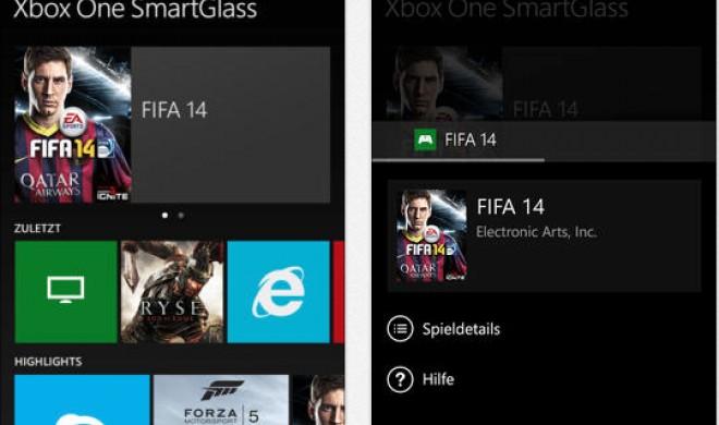 Microsoft veröffentlicht Xbox One App für iPhone und iPad
