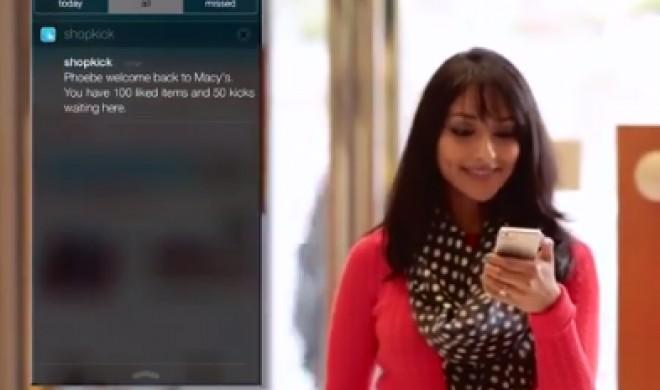 Shopkick und Macy's setzen auf Apples iBeacon für neues Shopping-Erlebnis