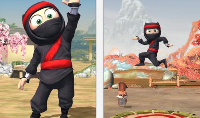 Clumsy Ninja: Apple integriert erstmals Video im App Store