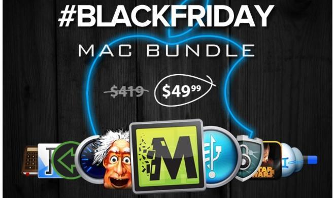 Black-Friday-Bundle von StackSocial mit Star Wars, iStat Menus, DiskAid und 8 weiteren Mac-Apps