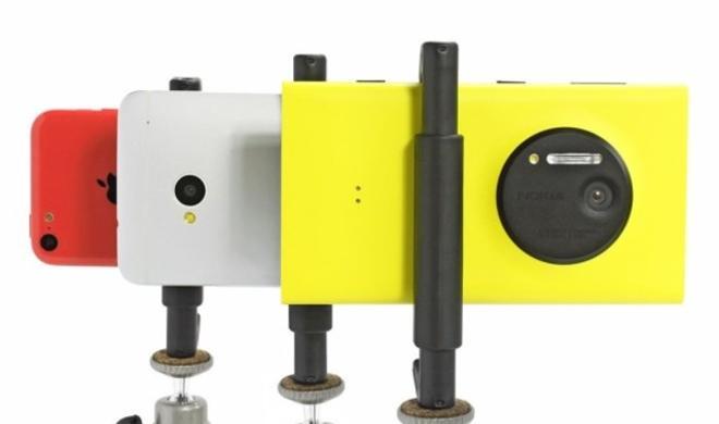 The Glif: iPhone-Halter und Stativadapter neu erdacht