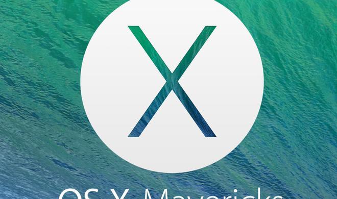 Apple lässt OS X Mavericks 10.9.3 Build 13D33 testen