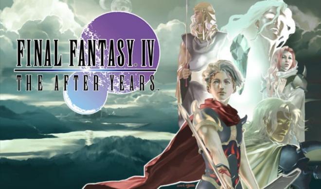 Square-Enix veröffentlicht 3D-Remake von Final Fantasy IV: The After Years