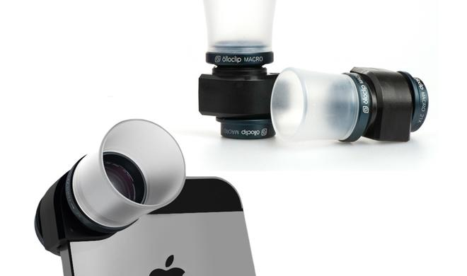 Macro 3-IN-1: Olloclip stellt Makro-Vorsatzlinsen vor