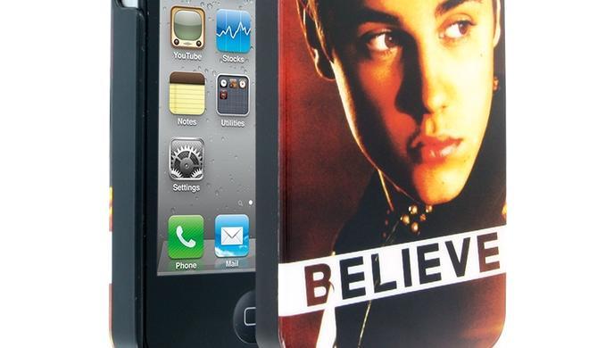 Netzfundstück: Justin Bieber macht iPhone-Werbung zum Freundschaftspreis