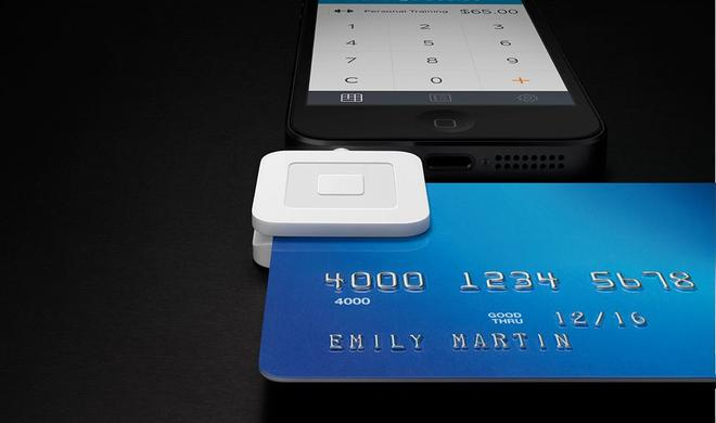 Lightning-Schnittstellen-Designer entwirft neuen Kreditkartenleser für Square