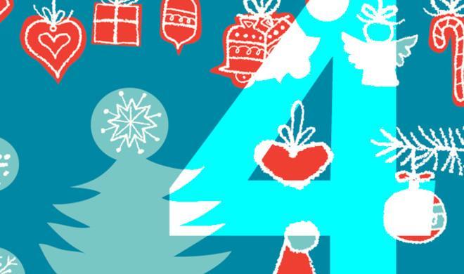Mitmachen & gewinnen: Der maclife.de-Adventskranz 2013 zum 4. Advent