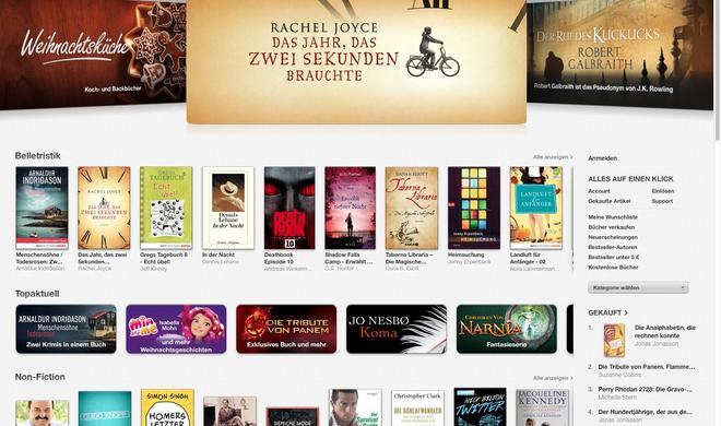 Apple scheitert mit Einspruch gegen Urteil im E-Book-Prozess