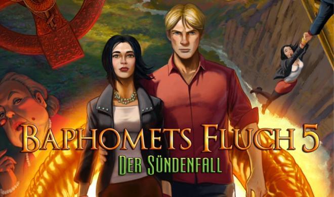 Auch für den Mac: Adventurespiel Baphomets Fluch - Der Sündenfall Episode 1 erschienen