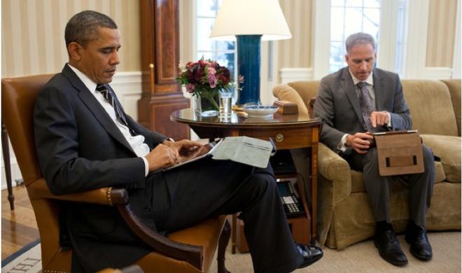 Sicherheitsrisiko iPhone: Barack Obama muss verzichten