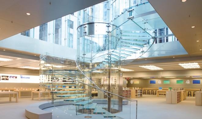 Ab heute in den Apple Stores: iBeacons weisen Kunden den Weg