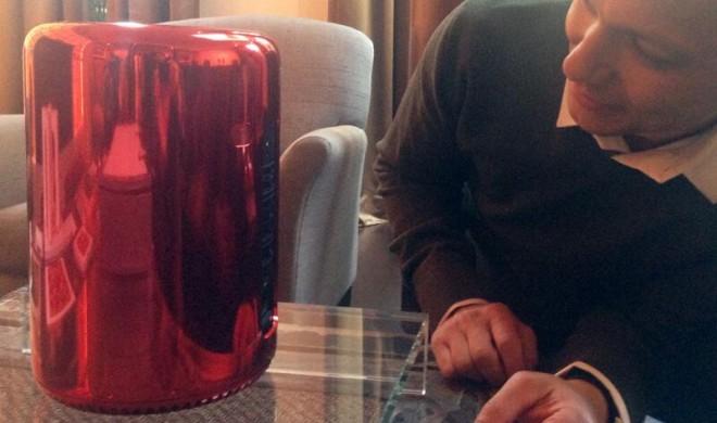 iPod-Vater und Nest-Gründer Tony Fadell soll roten Mac Pro ersteigert haben