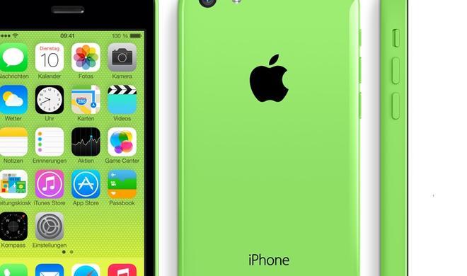 """iPhone 5c mit 8 GB: Apple und die Rückkehr des """"Billig-iPhones"""""""