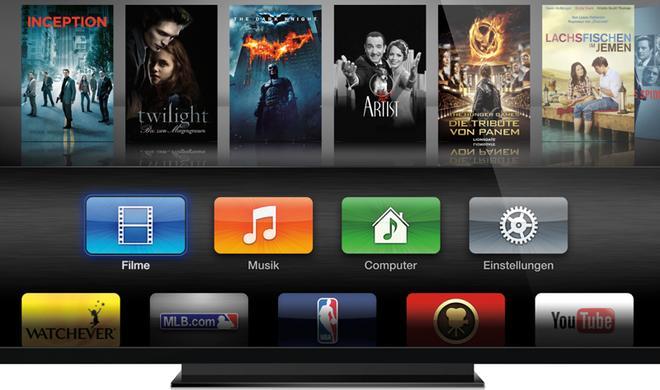 iTunes in the Cloud für Serien und Filme nun auch in Deutschland