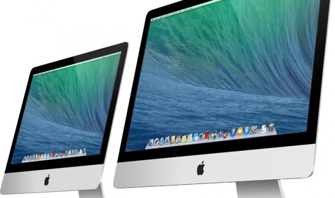 Kleine Überraschung: Neue iMac-Modelle zur WWDC 2014?