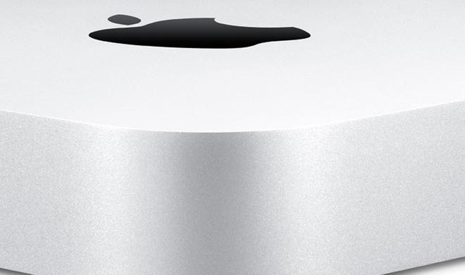 Mac mini (Mitte 2014) taucht auf Apple-Supportseite auf