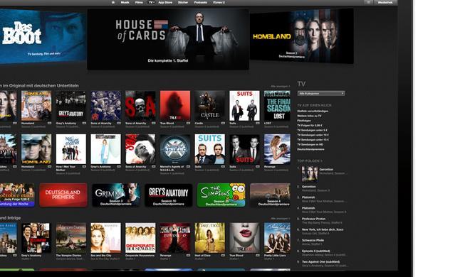 Apple, iTunes & die Filmindustrie