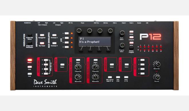 DSI Prophet 12 Rack - Digital/Analog Synthesizer