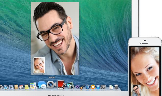FaceTime Audio kommt mit OS X 10.9.2 für den Mac