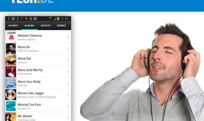 [Lesetipp] Galaxy als Fernsteuerung: Diese 3 Musik-Apps sind ein Muss