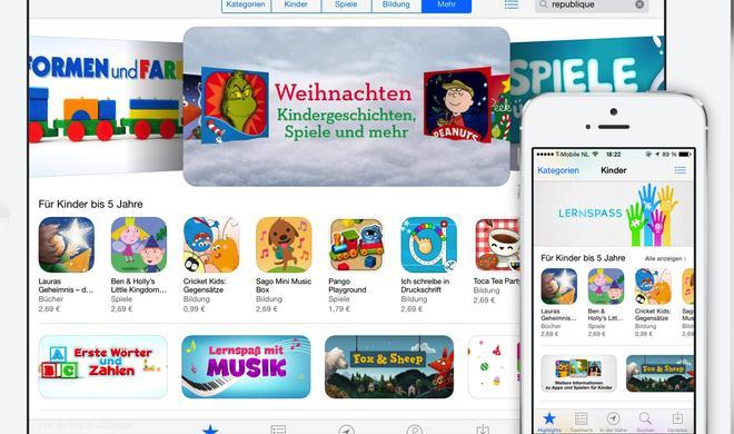 EU-Kommission spricht mit Apple und Google über In-App-Käufe
