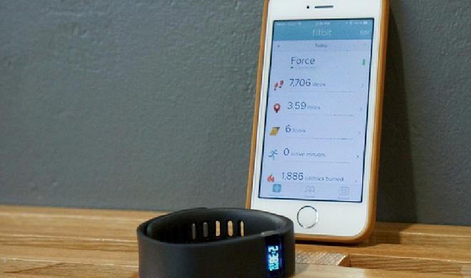 Fitbit-App verwandelt iPhone 5s in Fitnesstracker