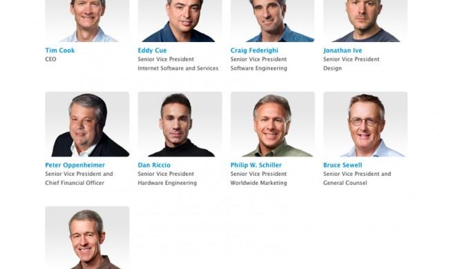Apple unter Druck: Führungsriege soll ausgewogener werden