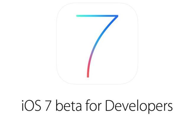 Apple veröffentlicht iOS 7 Beta 4 an Entwickler