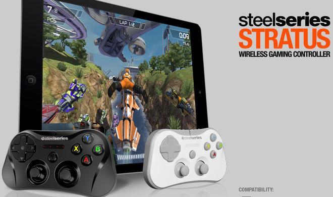 Logitech und SteelSeries senken Preise für iOS7-Controller