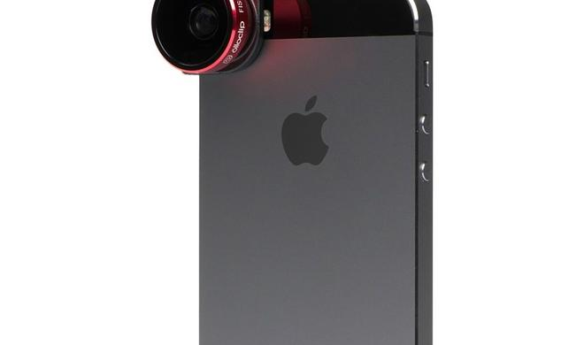 Im Test: Olloclip 4-IN-1, Vorsatzlinsenset für das iPhone und den iPod touch