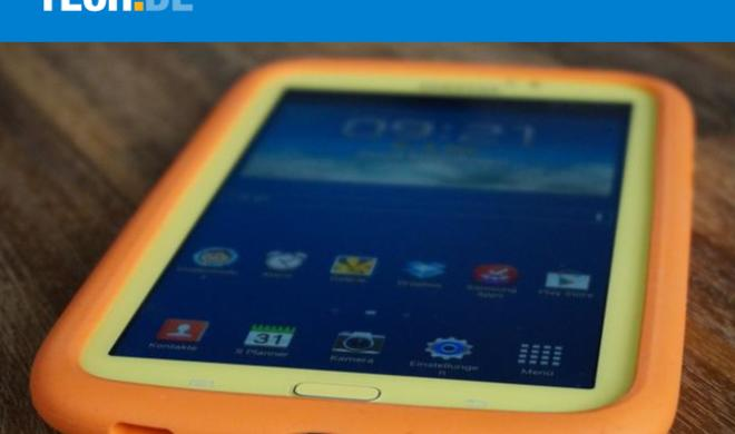 [Lesetipp] Test: Samsung Galaxy Tab 3 Kids