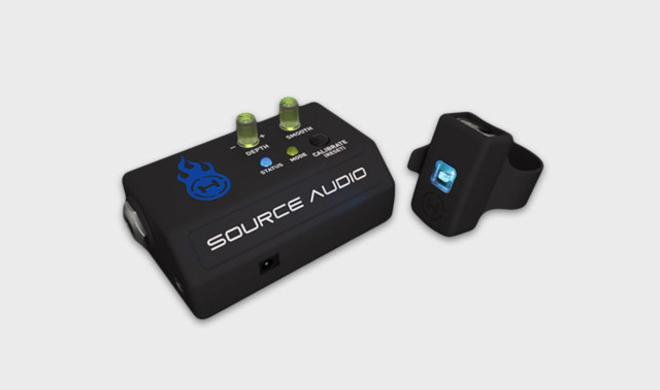 Source Audio Hot Hand 3 - Gesten-Steuerung für Bodentreter