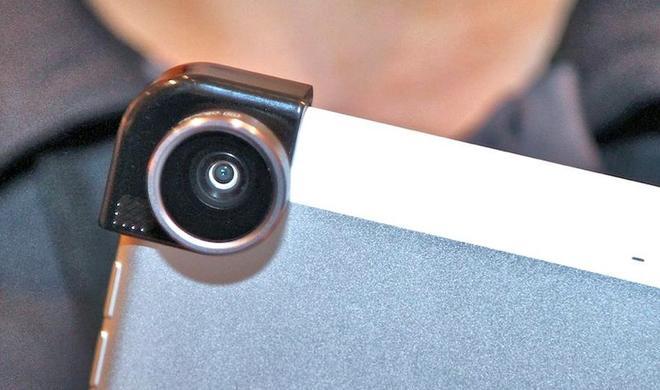 CES 2014: Olloclip zeigt 4-in-1-Aufsteck-Linse für das iPad Air und iPad mini