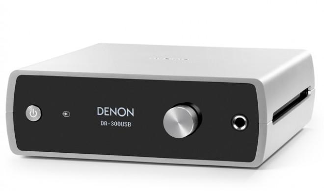 Denon DA-300USB - USB-D/A-Wandler