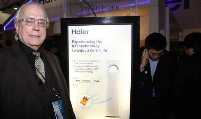 Made for iPhone: Haier stellt Klimaanlage mit iOS-Anbindung vor