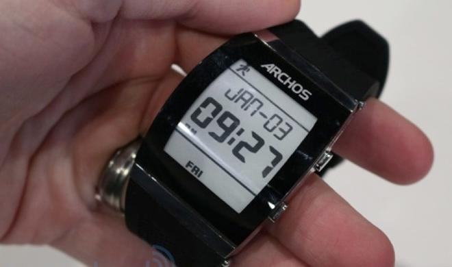 CES 2014: Archos zeigt die 50 US-Dollar-Smartwatch
