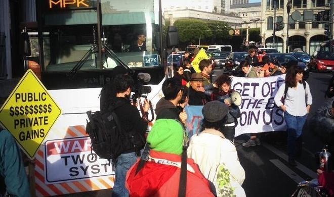 San Francisco beschließt Gebühr für Shuttle-Busse von Apple, Google