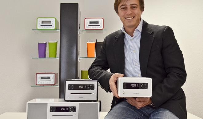 Made in Germany: Sonoro, klingende Designer-Stücke