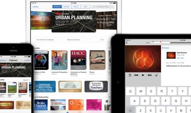 Ab sofort weltweit: iBooks-Lehrbücher & iTunes U-Kursverwaltung jetzt in mehr als 50 Ländern verfügbar