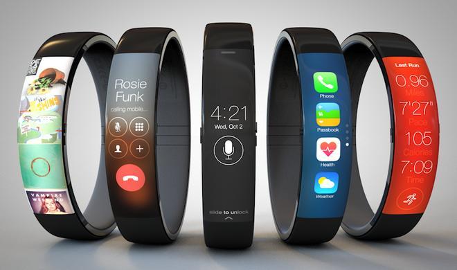 Healthbook: iOS-8-App soll Sensordaten von iWatch und iPhone sammeln