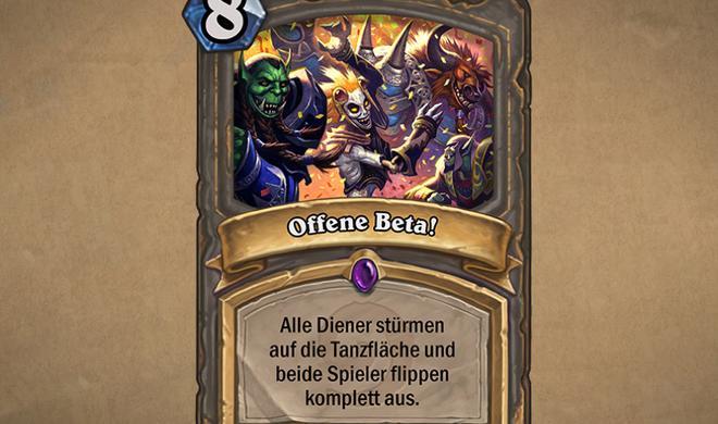 "Blizzard startet Free-to-Play-Spiel ""Hearthstone: Heroes of Warcraft"""