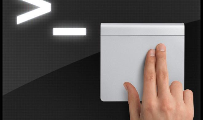 So ändern Sie die Scrollrichtung in OS X dauerhaft