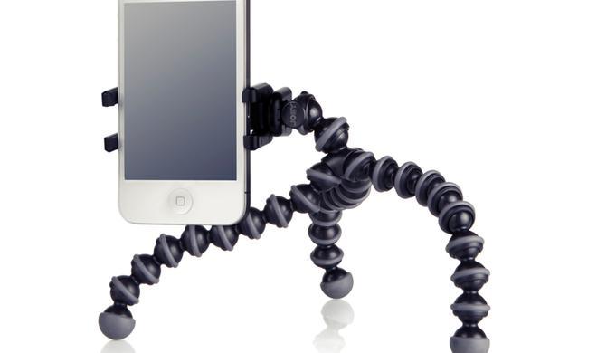iPhone-Stativ: Joby GripTight