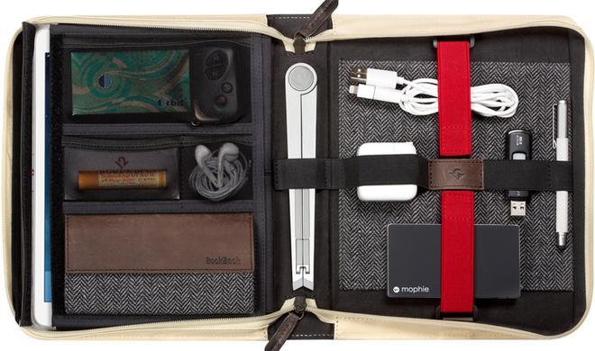 Zubehör-Tasche: Travel Journal