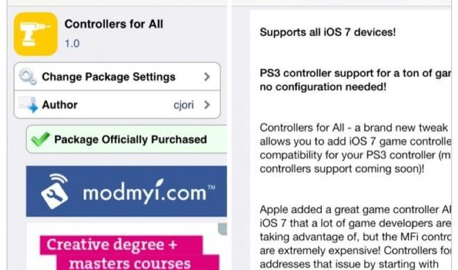 Controllers for All: Mit dem PlayStation-Gamepad am iPhone und iPad spielen
