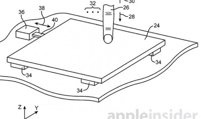 Apple Trackpads künftig tastenlos?