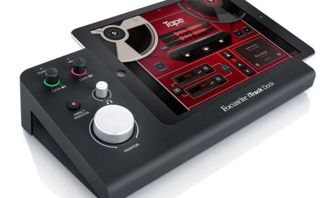 Focusrite iTrack Dock – Aufnehmen von Musik an Lightning-iPads