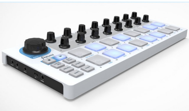 Arturia BeatStep - Midi Controller & Sequenzer