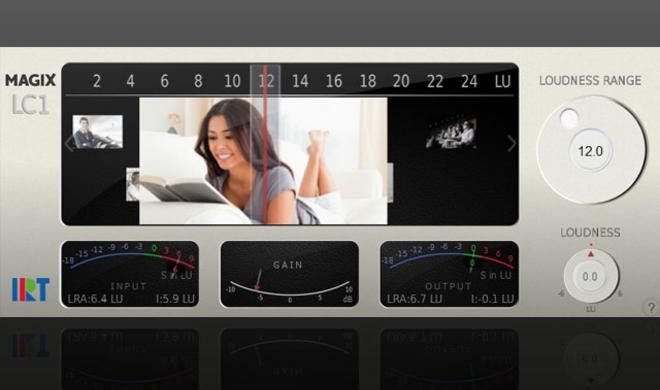 Magix LC1 – Continuous Loudness Control